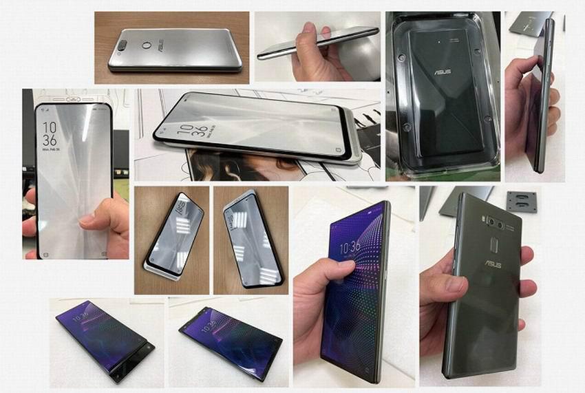 Asus упустила фото первого смартфона с поддержкой сетей 5G