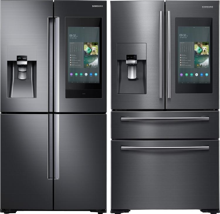 LG привезла в Россию умные холодильники Signature