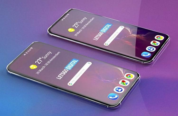 Samsung Galaxy Note 10 Pro получит очень вытянутый дисплей