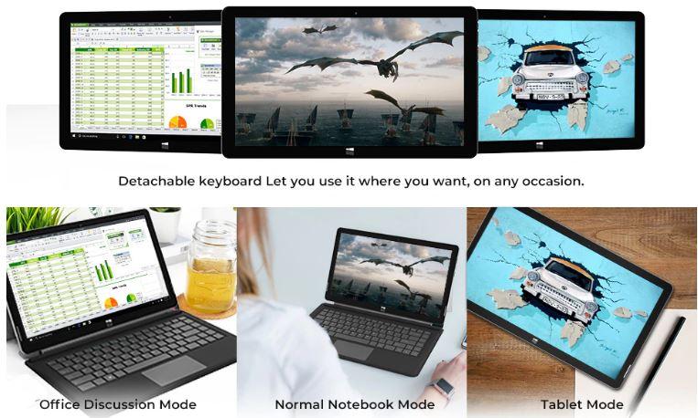 XIDU Tablet –  планшет с огромным дисплеем по цене смартфона