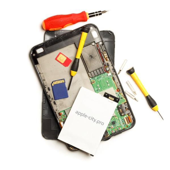 Ремонт ipad в сервисном центре Apple-City