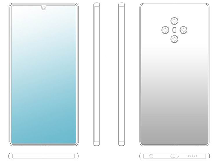 LG работает над смартфоном, лишенным кнопок