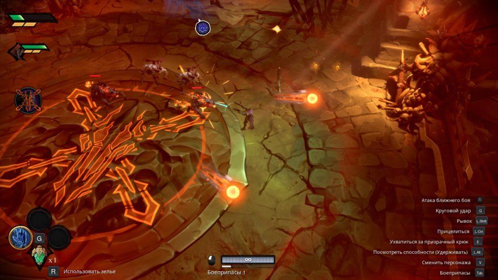 Darksiders: Genesis – всадники Апокалипсиса снова в деле