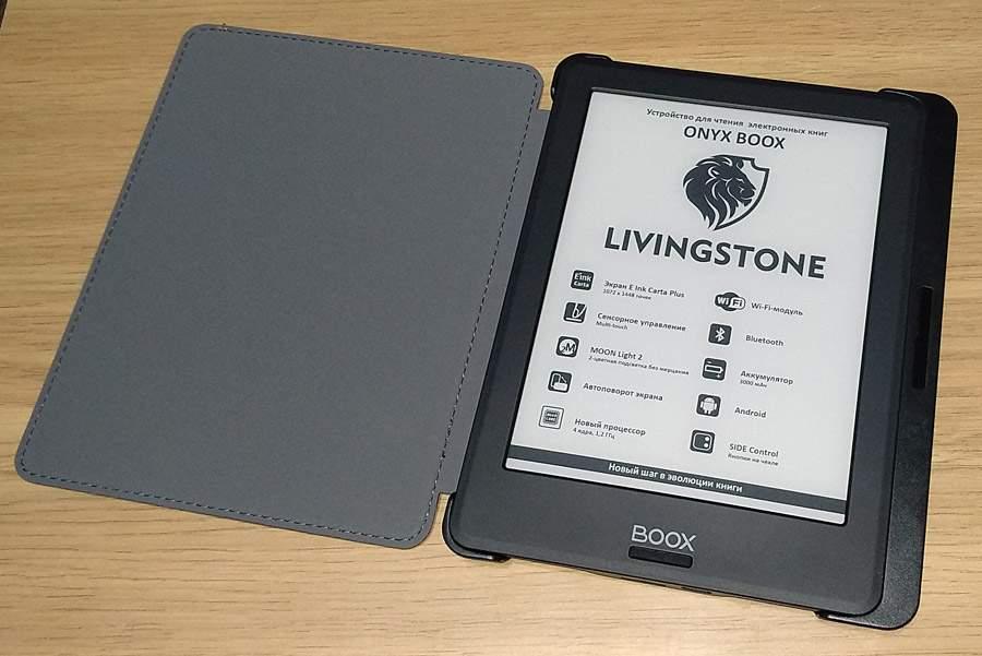 Onyx Boox Livingstone