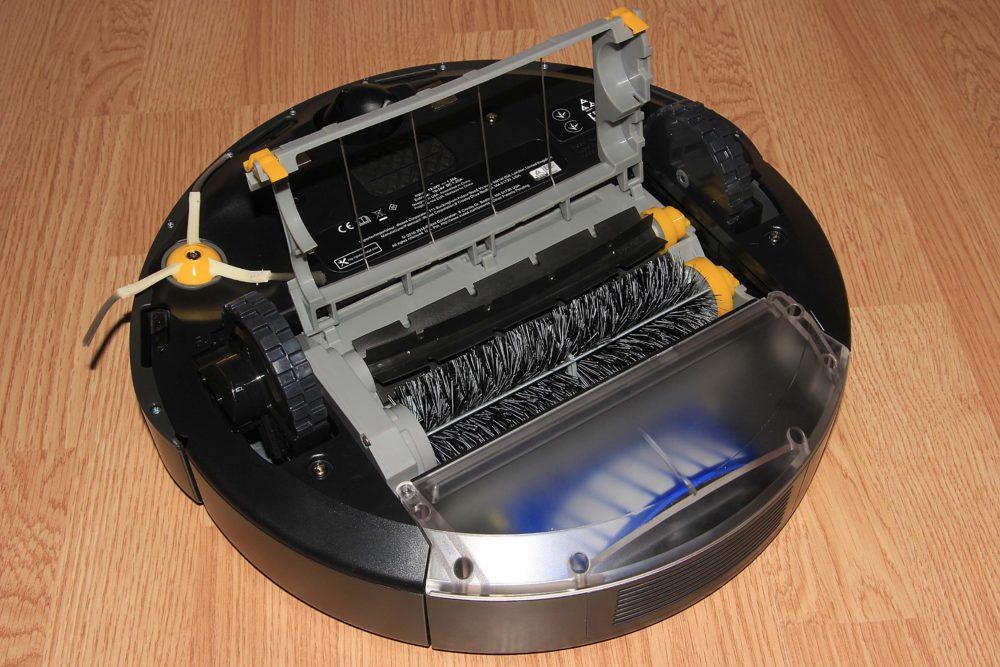 Обзор умного пылесоса iRobot Roomba 676