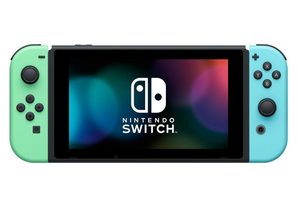 Выходит новая версия консоли Nintendo Switch