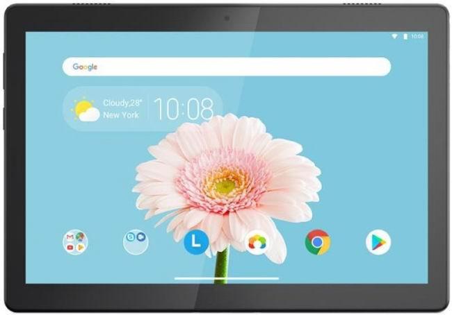 Lenovo выпустила Full HD-планшет M10 FHD REL