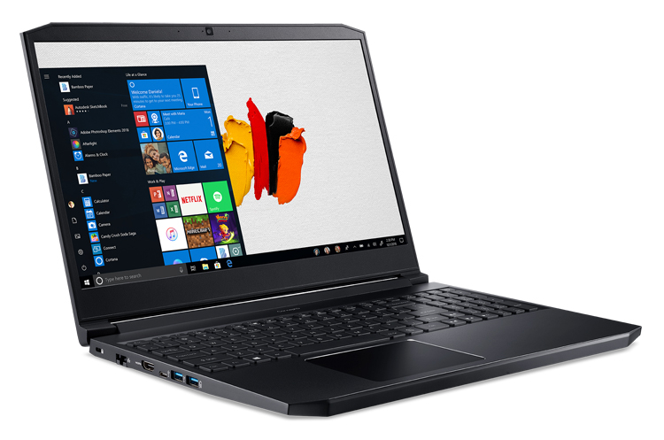 Acer выпустила ноутбук ConceptD 5 Pro в России