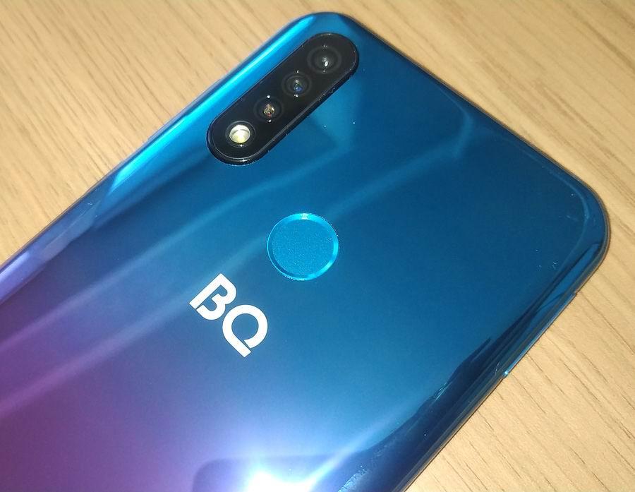 BQ Magic O – доступный смартфон с современными особенностями
