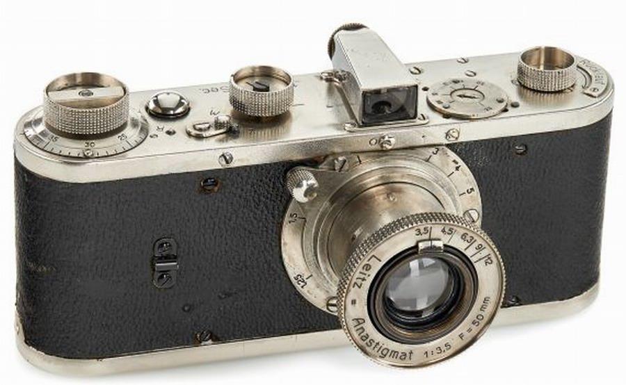 Раритетные камеры Leica продаются за миллионы долларов