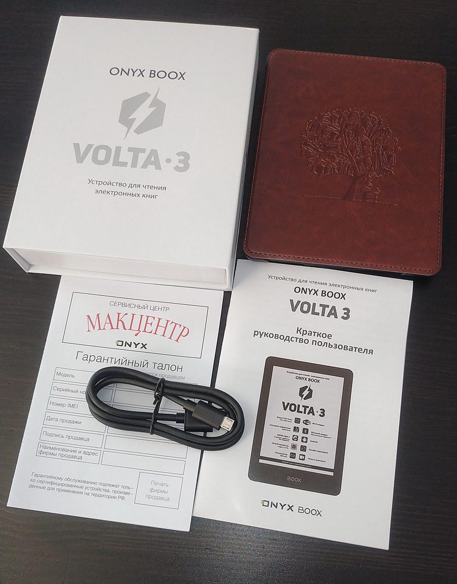 Onyx Boox Volta 3